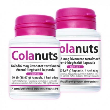Colanuts nőknek 2x90db