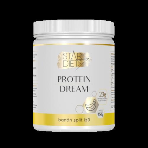 <span>StarDiets Protein Dream</span> fehérje – Banán split ízű